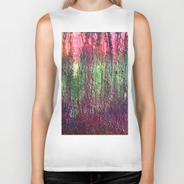 Abstract Composition 616 Biker Tank