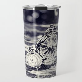 It's Time Pocket Watches Travel Mug
