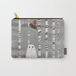 Mushroom forest Carry-All Pouch