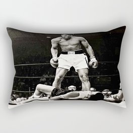 The Great Boxer Rectangular Pillow