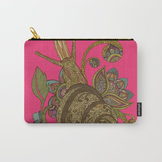 Escargopolooza Carry-All Pouch