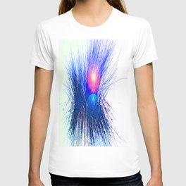Blue Grass at Dusk T-shirt