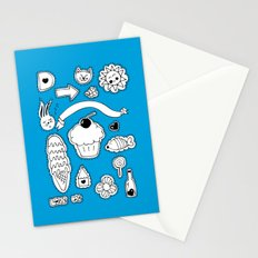 Sticker World Stationery Cards