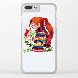 someday Clear iPhone Case