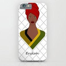 Erykah iPhone 6s Slim Case