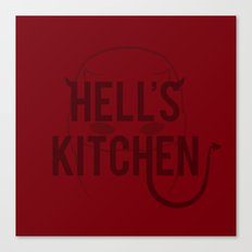 Devil of Hell's Kitchen - Variant Canvas Print