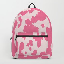 Modern Abstract Ikat pink #homedecor Backpack