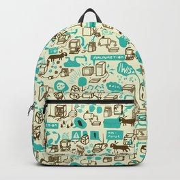 Cardboard Backpack
