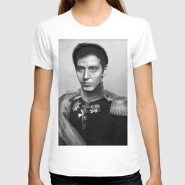 Al Pacino Scar Face General Portrait Painting | Fan Art T-shirt