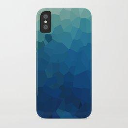 Sea Moon Love iPhone Case