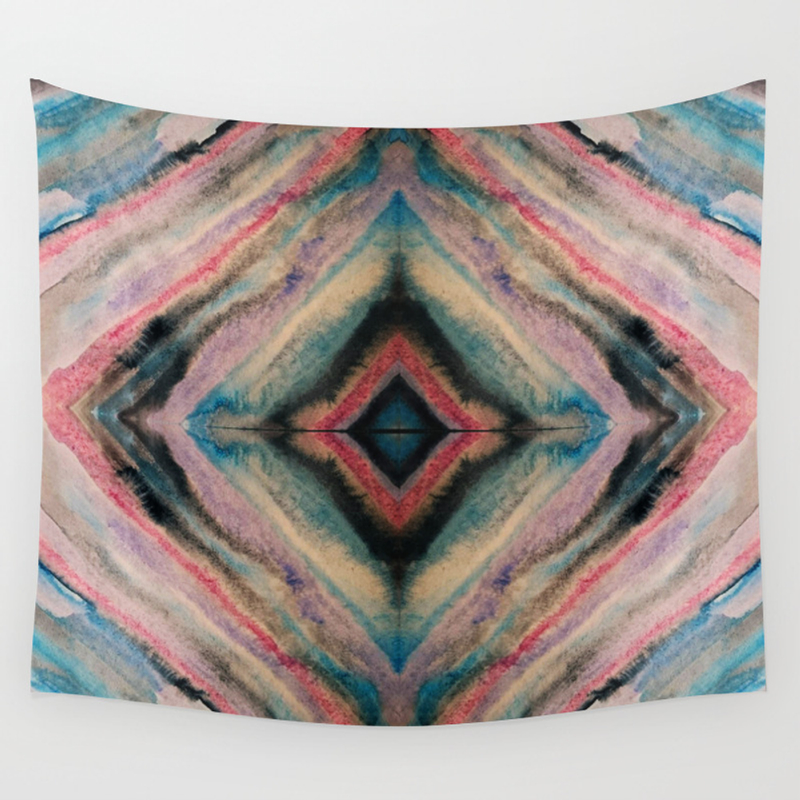 Simplicity Ii Wall Tapestry by Kunstkessel TPS8334130