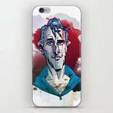 Machucado iPhone & iPod Skin