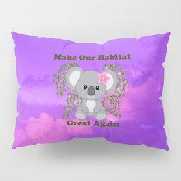 Save Koala Pillow Sham