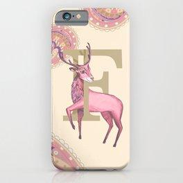 Fiadh Deer iPhone Case