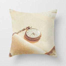 Daydream Believer Throw Pillow