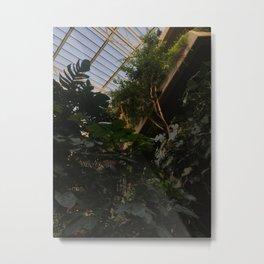 Golden Light at the Barbican Metal Print