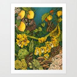 Aureate Art Print