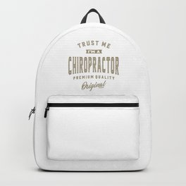 I'm a Chiropractor Backpack