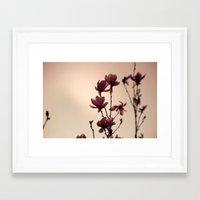 mulan Framed Art Prints featuring Mulan by SUNLIGHT STUDIOS  Monika Strigel