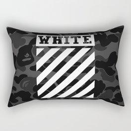 Off-White Bape Camo Rectangular Pillow