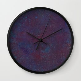 Abstract No. 195 Wall Clock