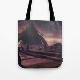 Cthulhu fhtagn no more Tote Bag