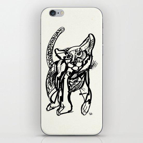 Renzo iPhone & iPod Skin