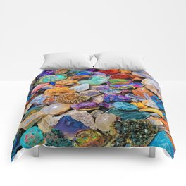 Rocks and Minerals, Geology Comforters