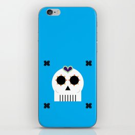 CALAVERITA - SUGAR SKULL iPhone Skin