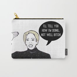 Not Well Carry-All Pouch