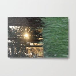 Love it While You Can Metal Print