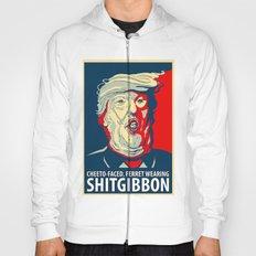 Shitgibbon Trump Hoody