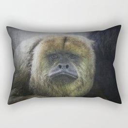 Emotionally Expressed Rectangular Pillow