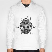 ladybug Hoodies featuring Ladybug by SilviaGancheva