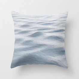 Ocean Shivers 3 Throw Pillow