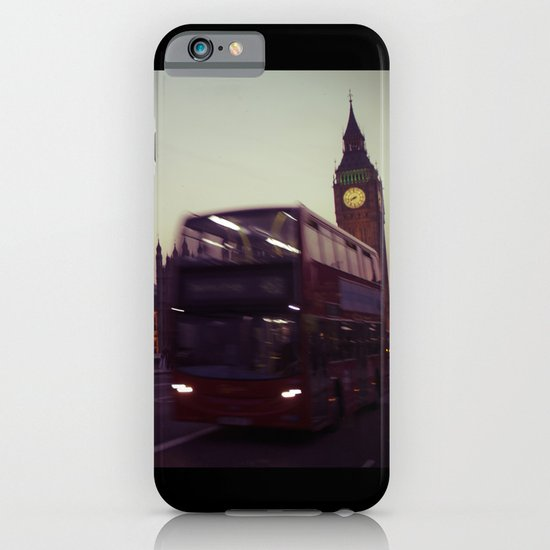 Big Ben at dusk, London | cinematic iPhone & iPod Case