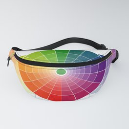 Color + Theory Fanny Pack