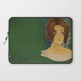 Hanji Zoe - Shingeki no Kyojin Laptop Sleeve