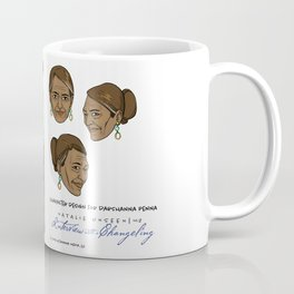 Darshanna Penna Character Design II Coffee Mug