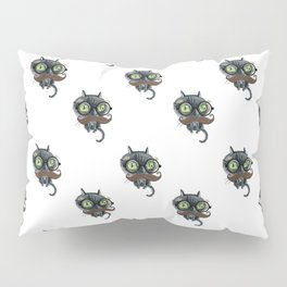 The eYeZ pattern Pillow Sham