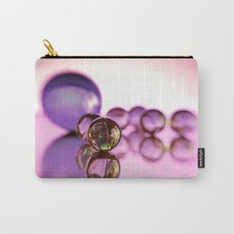 """""""Macro Marbles"""" Carry-All Pouch"""