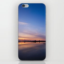 Light Walker iPhone Skin