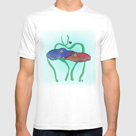 """""""Cuddlefish"""" T-shirt"""