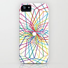 Chaos 2 Order iPhone Case