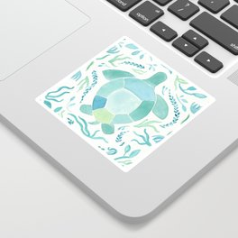 Sea Turtle Sticker