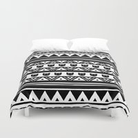 ethnic Duvet Covers featuring |Ethnic by ricardocarn