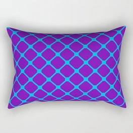 Square Pattern 1 Rectangular Pillow