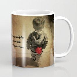 Blossom of humanity Coffee Mug