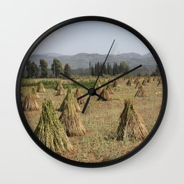 Sesame Wall Clock