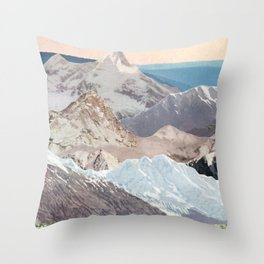 Washes Throw Pillow